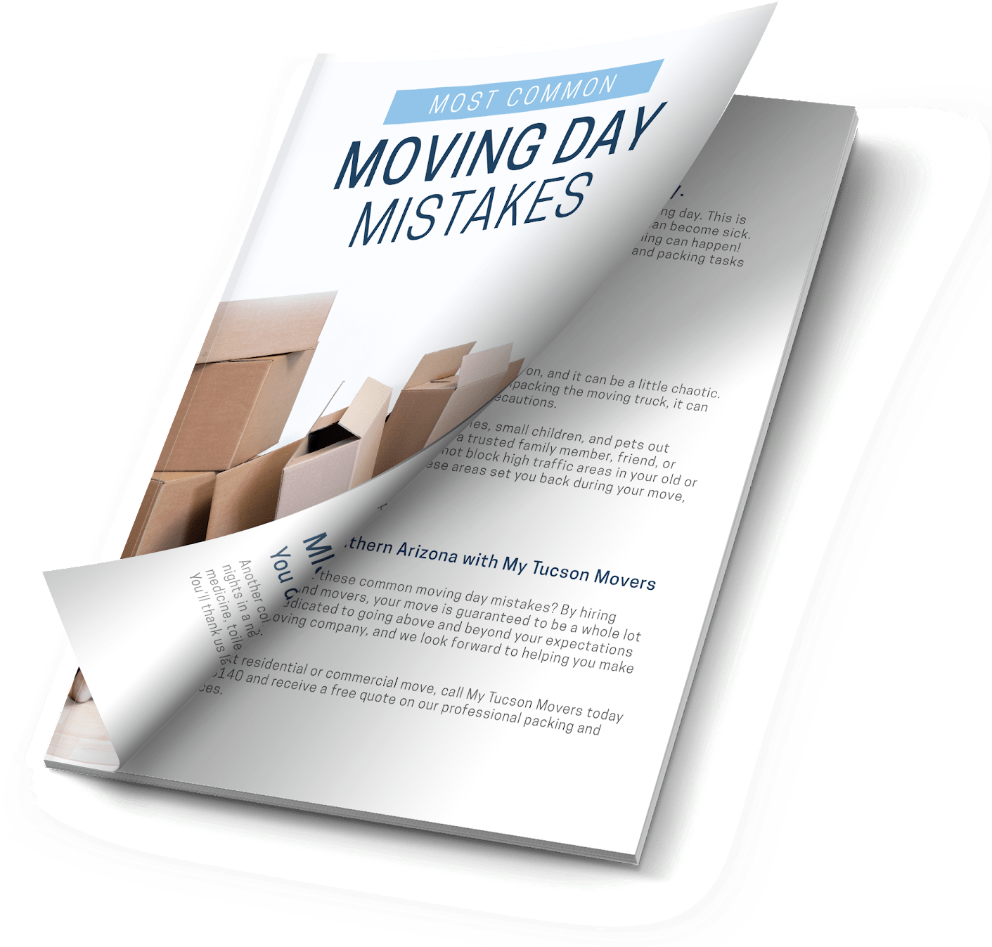 Common mistakes to avoid when moving.