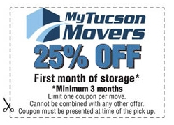 coupon for storage units.